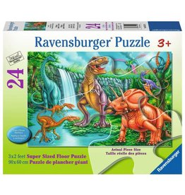 Ravensburger Ravensburger Puzzle Dino Falls