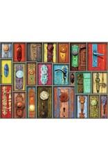 Ravensburger Antique Doorknobs
