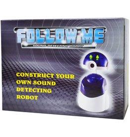 Elenco Follow Me Sound Detecting Robot