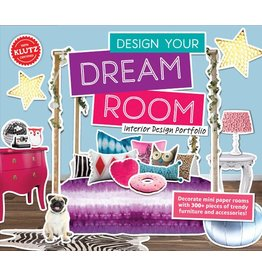 Klutz Design Your Own Dream Room