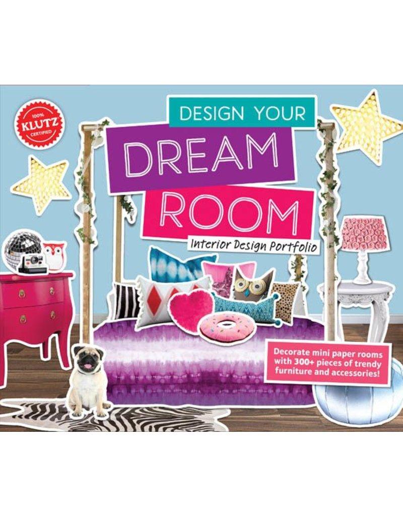 Klutz Design Your Own Dream Room