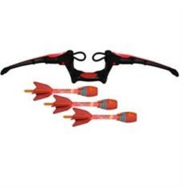 Zing Toys FireTek Bow with Light-Up Arrows