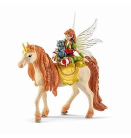 Schleich Fairy Marween with Glitter Unicorn