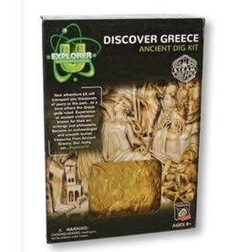 Tedco Toys Greece Discover Dig Kit