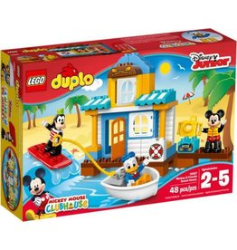 DUPLO Disney TM Mickey & Friends Beach House