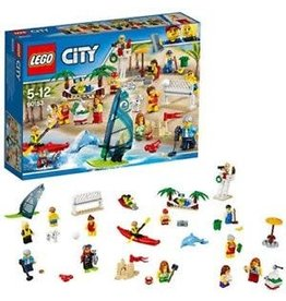 City Town 60153 People pack - Fun at the beach