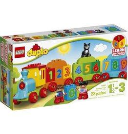 LEGO Duplo LEGO Duplo Number Train