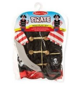 Melissa & Doug Pirate Role Play Set