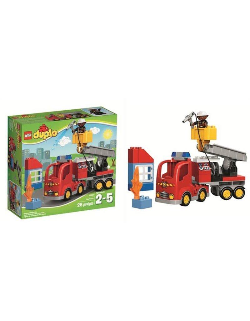DUPLO Town LEGO Duplo Fire Truck
