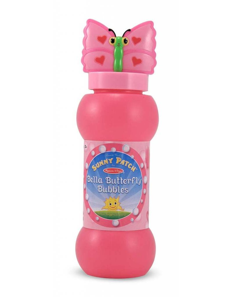 Melissa & Doug Bella Butterfly Bubble Solution