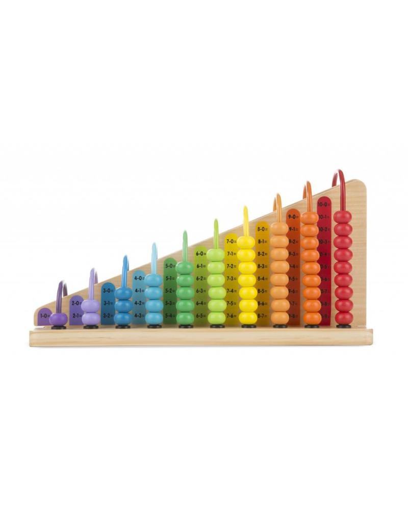 Melissa & Doug Add & Subtract Abacus
