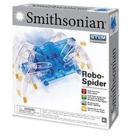 Smithsonian Smithsonian Robo Spider