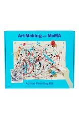 Horizon USA Art Making with MoMa; Action Painting Kit