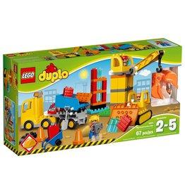 LEGO Duplo LEGO Big Construction Site