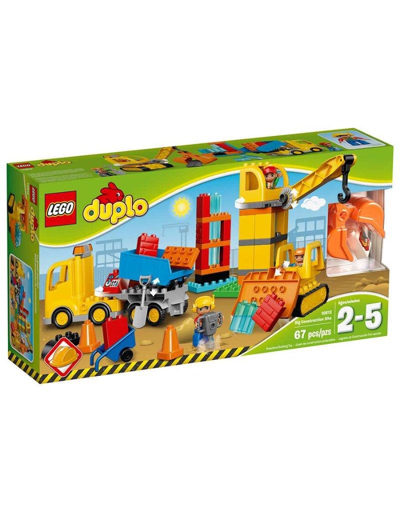 DUPLO Town Big Construction Site