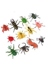"""Assorted 3"""" Plastic Insects and Bugs"""