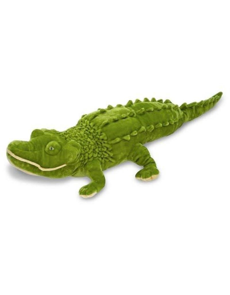 Melissa & Doug Giant Plush Alligator