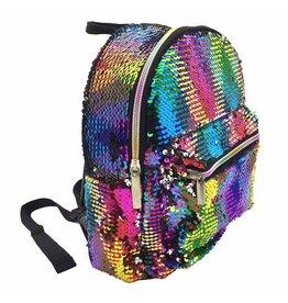 Streamline Rainbow Sequin Backpack