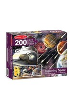 Melissa & Doug Exploring Space Floor Puzzle (200 pc)