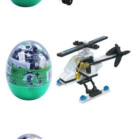 Hobbies Unlimited Mini Transportation Helicopter Egg