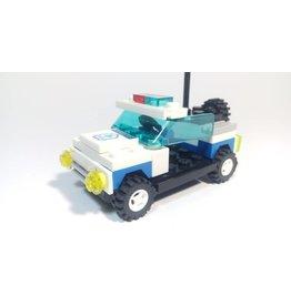 Hobbies Unlimited Mini Transportation Police Car Egg