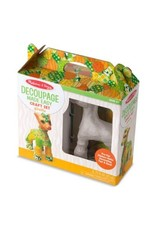 Melissa & Doug Decoupage Made Easy Craft Set - Giraffe