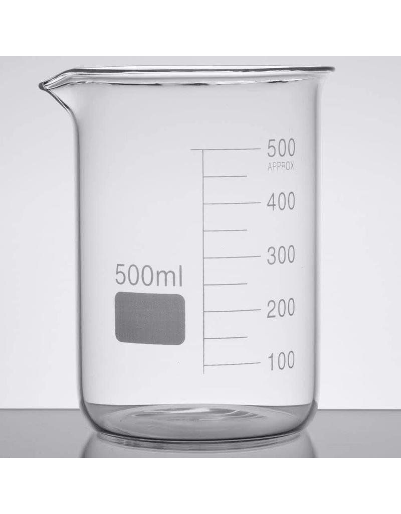 Bomex Glass Beaker 500 mL