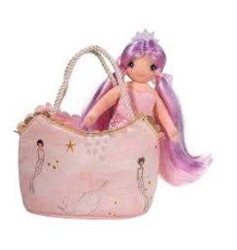 Folkmanis Pink Mermaid Sassy Pet Set
