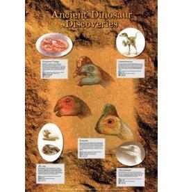 Safari Ltd. Ancient Dinosaur Discoveries Poster