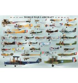 Safari Ltd. World War I Aircraft Poster