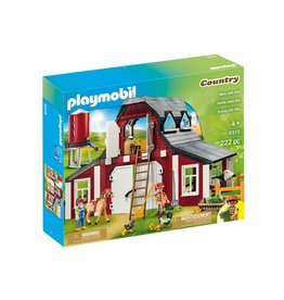 Playmobil Playmobil Barn with Silo