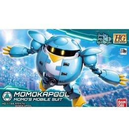 HG  Build Divers Momokapool Momo's Mobile Suit
