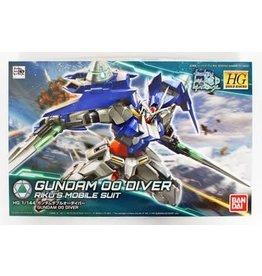 HG  Build Divers Gundam 00 Diver Ace Riku's Mobile Suit