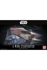 Bandai Ban Dai - Star Wars - 1/72 A-Wing Starfighter Set Kit