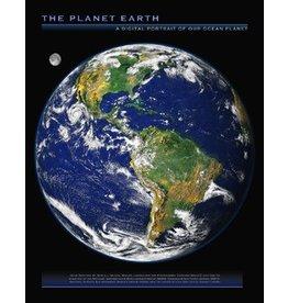 Safari Ltd. The Earth Poster