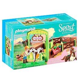 """Playmobil Horse Box """"Abigail & Boomerang"""