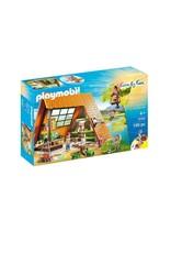 Playmobil Playmobil Camping Lodge