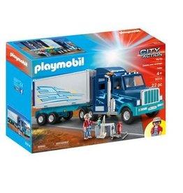 Playmobil Big Rig