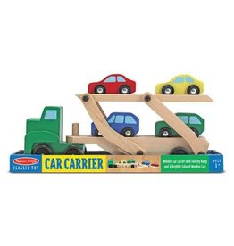 Melissa & Doug Wooden Car Carrier