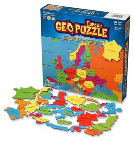 Geo Toys Europe GeoPuzzle