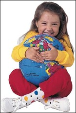 Geo Toys Hugg-a-Planet Earth