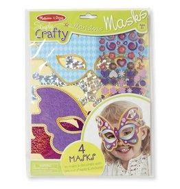 Melissa & Doug Simply Crafty - Marvelous Masks