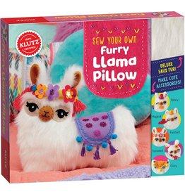 Klutz Klutz Sew your own furry llama pillow