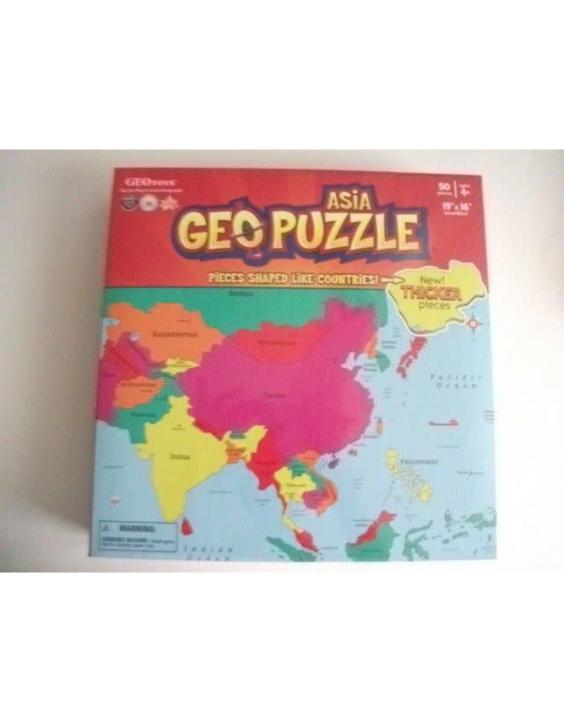 Geo Toys Asia GeoPuzzle