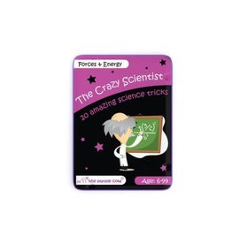 Purple Cow The Crazy Scientist Activity Cards - Forces & Energy