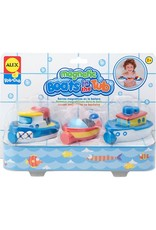 Alex Brands ALEX Toys Bath Magnetic Boats in the Tub