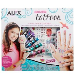 Alex Brands ALEX Toys Spa Totally Tattoos