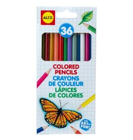 Alex Brands 36 Colored Pencils