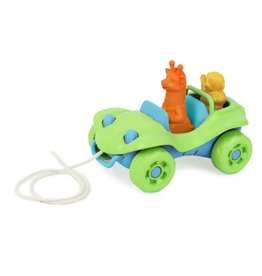 Green Toys Dune Buggy Pull Toy
