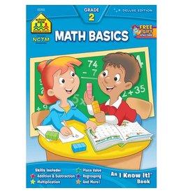 School Zone Math Basics - Grade 2